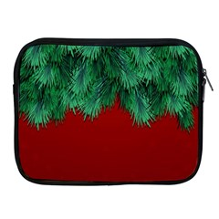 Xmas Tree Apple Ipad 2/3/4 Zipper Cases by jumpercat