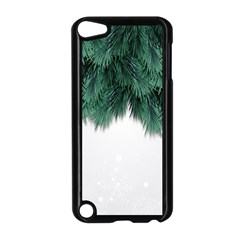 Snow And Tree Apple Ipod Touch 5 Case (black) by jumpercat