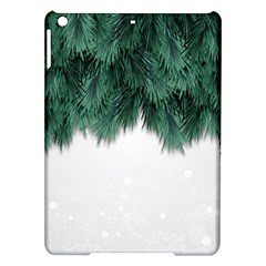 Snow And Tree Ipad Air Hardshell Cases by jumpercat