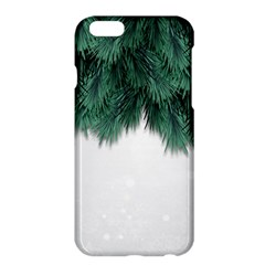 Snow And Tree Apple Iphone 6 Plus/6s Plus Hardshell Case by jumpercat