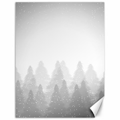 Winter Land Light Canvas 12  X 16   by jumpercat