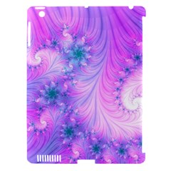 Delicate Apple Ipad 3/4 Hardshell Case (compatible With Smart Cover) by Delasel
