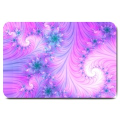 Delicate Large Doormat  by Delasel