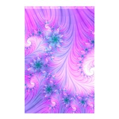 Delicate Shower Curtain 48  X 72  (small)  by Delasel