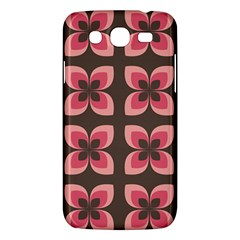 Floral Retro Abstract Flowers Samsung Galaxy Mega 5 8 I9152 Hardshell Case