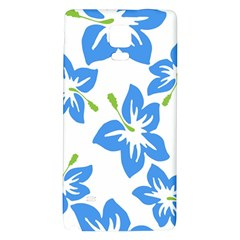 Hibiscus Wallpaper Flowers Floral Galaxy Note 4 Back Case