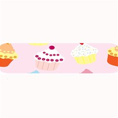 Cupcakes Wallpaper Paper Background Large Bar Mats by Celenk
