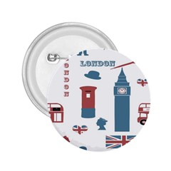 London Icons Symbols Landmark 2 25  Buttons by Celenk