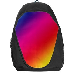 Spectrum Background Rainbow Color Backpack Bag by Celenk