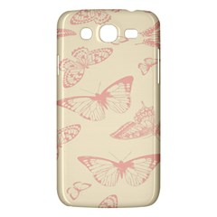 Butterfly Butterflies Vintage Samsung Galaxy Mega 5 8 I9152 Hardshell Case  by Celenk