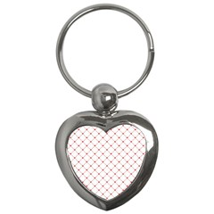 Hearts Pattern Love Design Key Chains (heart)  by Celenk