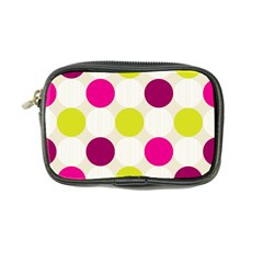 Polka Dots Spots Pattern Seamless Coin Purse by Celenk