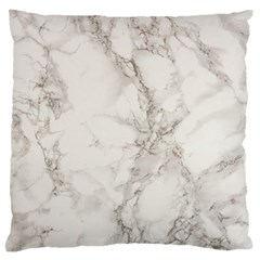 Marble Background Backdrop Large Flano Cushion Case (two Sides) by Celenk