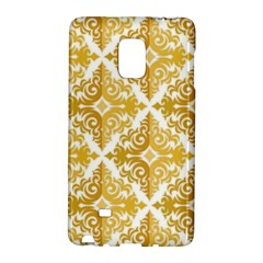 Gold Pattern Wallpaper Fleur Galaxy Note Edge by Celenk
