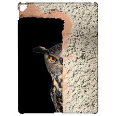 Owl Hiding Peeking Peeping Peek Apple Ipad Pro 12 9   Hardshell Case by Celenk