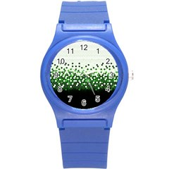 Tech Camouflage 2 Round Plastic Sport Watch (s) by jumpercat