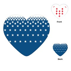 Patriot Playing Cards (heart)  by jumpercat