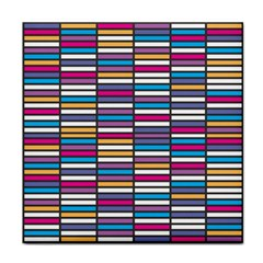 Color Grid 01 Tile Coasters by jumpercat