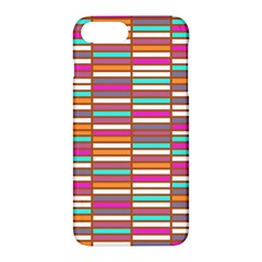 Color Grid 02 Apple Iphone 7 Plus Hardshell Case by jumpercat