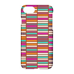 Color Grid 02 Apple Iphone 7 Hardshell Case by jumpercat
