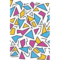 Retro Shapes 01 5 5  X 8 5  Notebooks by jumpercat
