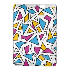 Retro Shapes 01 Kindle Fire Hdx 8 9  Hardshell Case by jumpercat