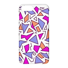 Retro Shapes 03 Apple Iphone 8 Plus Hardshell Case by jumpercat