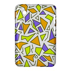 Retro Shapes 04 Samsung Galaxy Tab 2 (7 ) P3100 Hardshell Case  by jumpercat