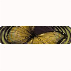 Butterfly Insect Wave Concentric Large Bar Mats by Celenk