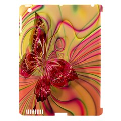 Arrangement Butterfly Aesthetics Apple Ipad 3/4 Hardshell Case (compatible With Smart Cover) by Celenk