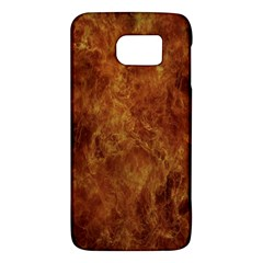 Abstract Flames Fire Hot Galaxy S6 by Celenk