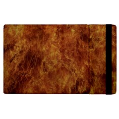 Abstract Flames Fire Hot Apple Ipad Pro 9 7   Flip Case by Celenk