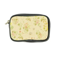 Floral Wallpaper Flowers Vintage Coin Purse by Celenk