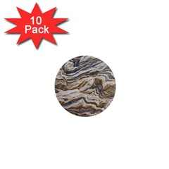 Texture Marble Abstract Pattern 1  Mini Magnet (10 Pack)  by Celenk