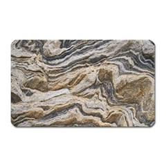 Texture Marble Abstract Pattern Magnet (rectangular) by Celenk