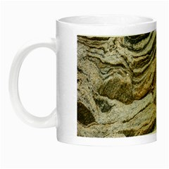 Texture Marble Abstract Pattern Night Luminous Mugs by Celenk