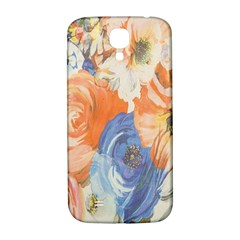 Texture Fabric Textile Detail Samsung Galaxy S4 I9500/i9505  Hardshell Back Case by Celenk