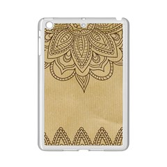 Vintage Background Paper Mandala Ipad Mini 2 Enamel Coated Cases by Celenk