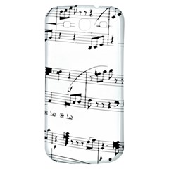 Abuse Background Monochrome My Bits Samsung Galaxy S3 S Iii Classic Hardshell Back Case by Celenk