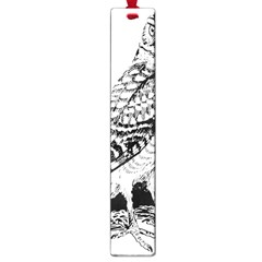 Animal Bird Forest Nature Owl Large Book Marks