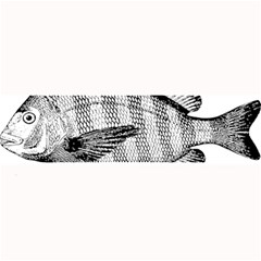 Animal Fish Ocean Sea Large Bar Mats by Celenk
