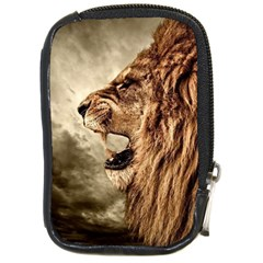Roaring Lion Compact Camera Cases by Celenk