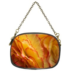 Flowers Leaves Leaf Floral Summer Chain Purses (one Side)  by Celenk
