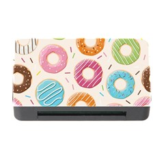 Colored Doughnuts Pattern Memory Card Reader With Cf by allthingseveryday