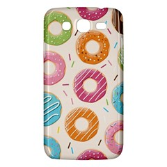 Colored Doughnuts Pattern Samsung Galaxy Mega 5 8 I9152 Hardshell Case  by allthingseveryday