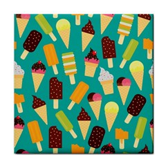 Summer Treats Face Towel by allthingseveryday