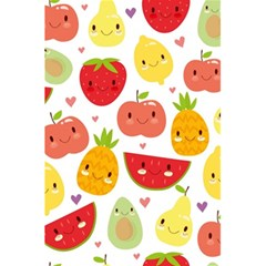 Happy Fruits Pattern 5 5  X 8 5  Notebooks by allthingseveryday