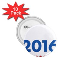Wtf? 2016 1 75  Buttons (10 Pack) by dreiser