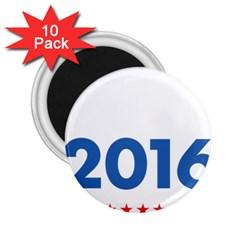 Wtf? 2016 2 25  Magnets (10 Pack)  by dreiser