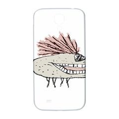 Monster Rat Hand Draw Illustration Samsung Galaxy S4 I9500/i9505  Hardshell Back Case by dflcprints